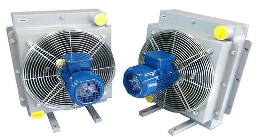 Oil-Air-Cooler Öl Kühler Luft Kühler