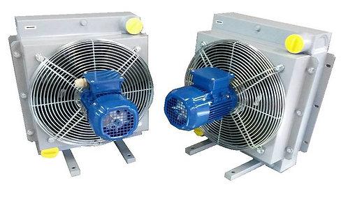 Öl-Luft-Kühler