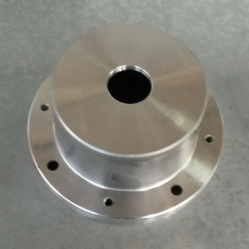 Aluminium-Pumpenträger