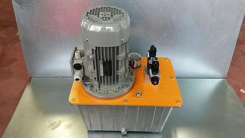 Aggregat mit Elektromotor