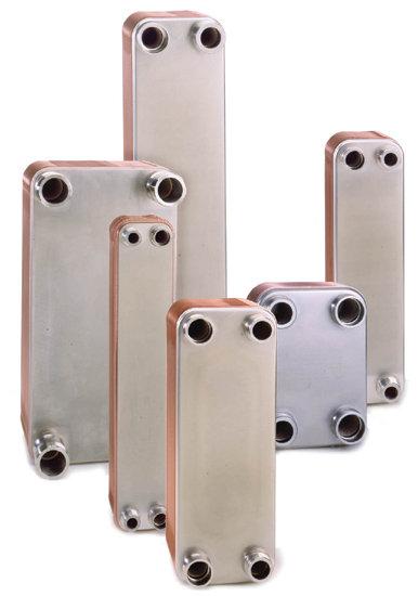 Öl-Wasser-Kühler / Plattenwärmetauscher