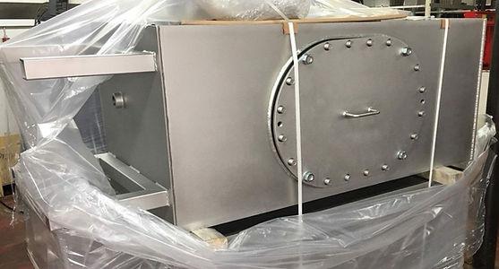 Stahlbehälter Steel Tanks Sonder 4000 liter Schweißen