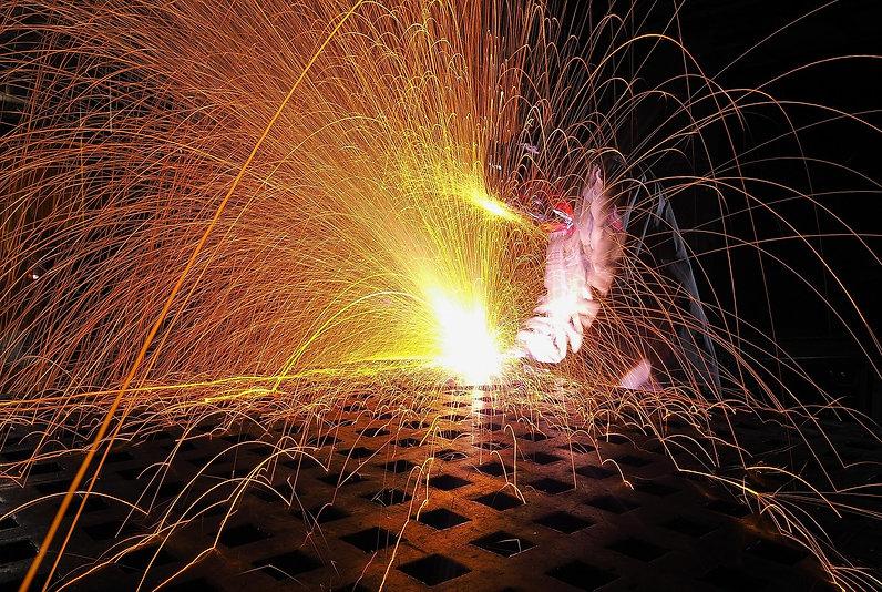 Stahlbehälter Welding Schweißen Behälterbau Steel Tanks