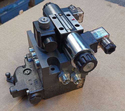 Elektrisches Steuergerät Bosch SB7 System SRZ Hydraulikventil