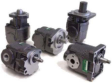 Zahnradpumpen, Berlitech Hydraulik Pumpen Motoren kupplung