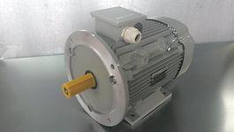 B35 Motor Elektromotor Benzinmotor Motors Hydraulik Electric