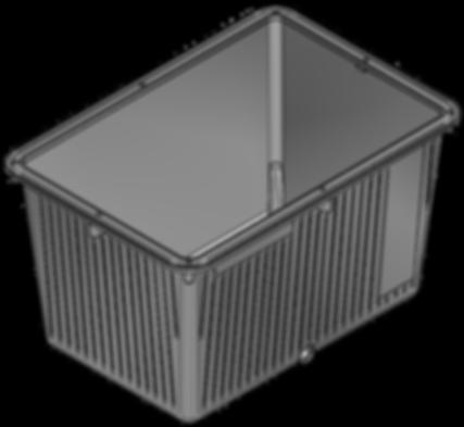 Aluminiumbehaelter Stahlbau Stahlbehälter Hydraulik Behälter Behälterbau Motor Pumpe Berlitech