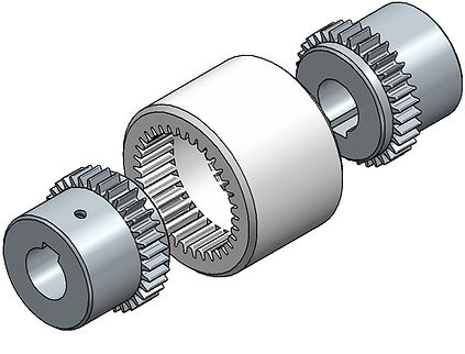 Kupplung Splinex Hydraulik Berlitech