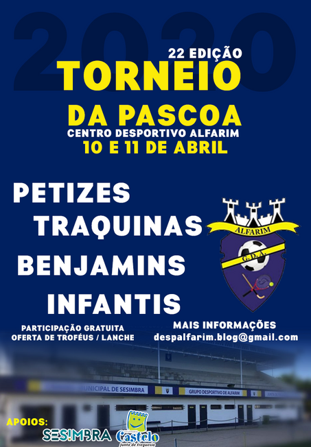 TORNEIO DA PASCOA 2020
