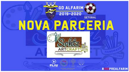 NOVA PARCERIA | SOKTZ