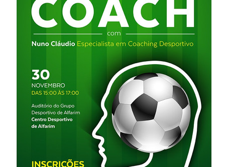 WORKSHOP | COACHING DESPORTIVO