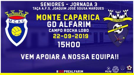 SENIORES | TAÇA AFS