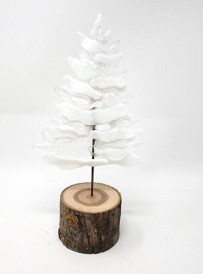 White Fused Tree