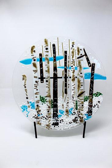 XL Poplar Tree Bowl