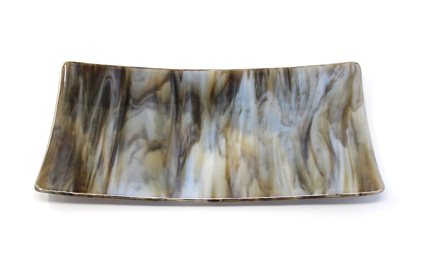 Nature's Granite Large Serving Tray