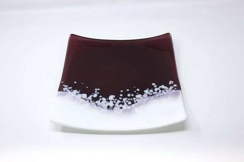 Purple Blizzard Plate - Style 2
