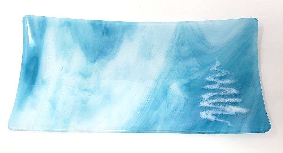 Winter Storm Long Platter