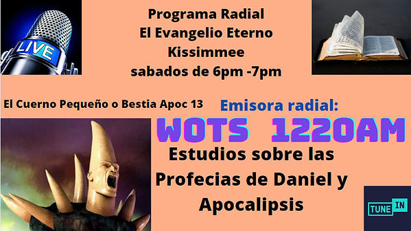 invitacion  programa radio wots 1220 am.