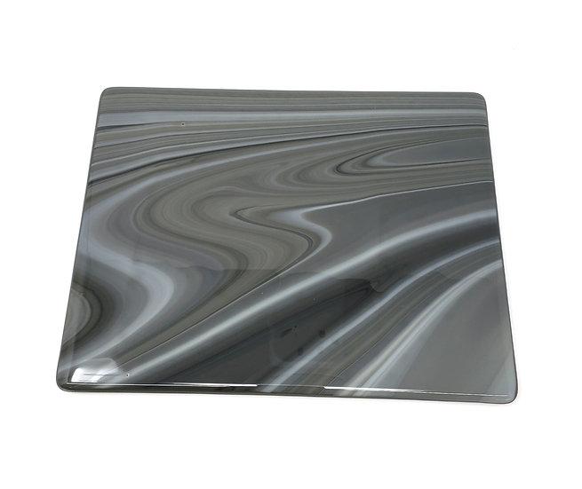 Shades of Grey Small Anything Platter