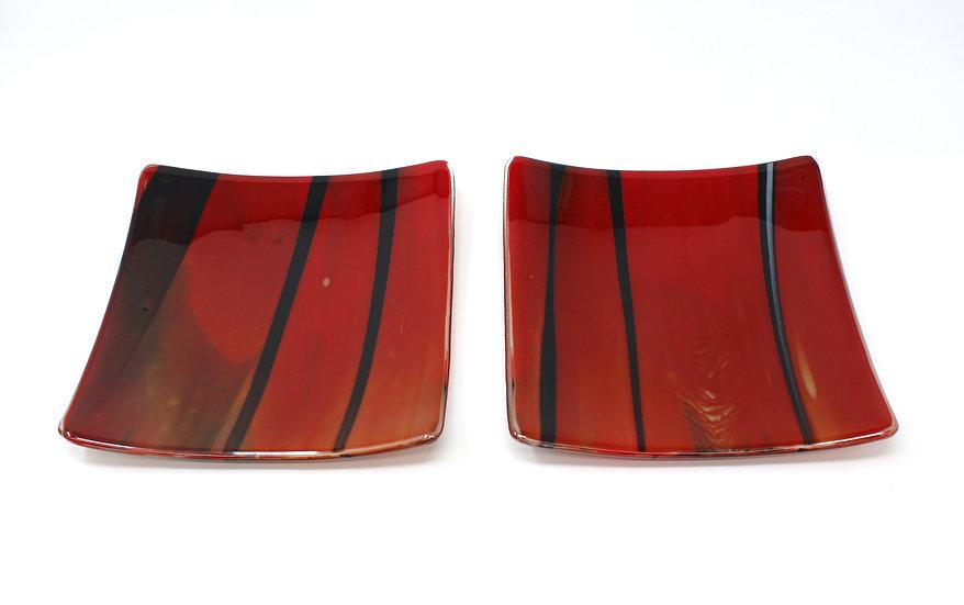 Safari Set of 2 Side Plates
