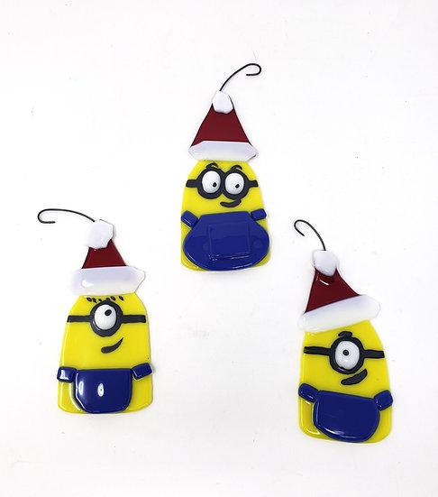 Fused Minion Ornaments