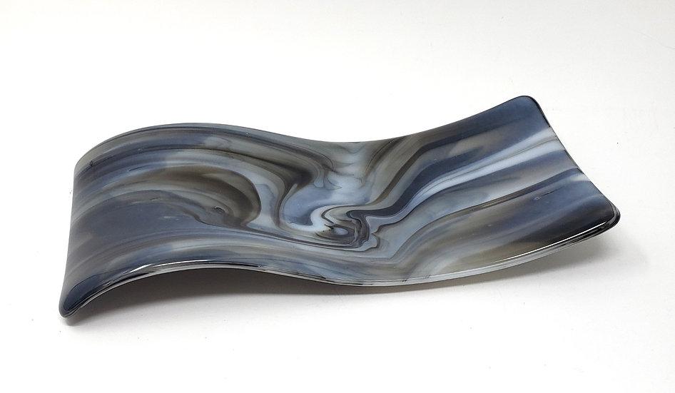 Grey Wolf Granite Spoon Rest