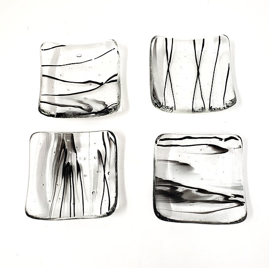 Modern Art Tea/Ring Dish