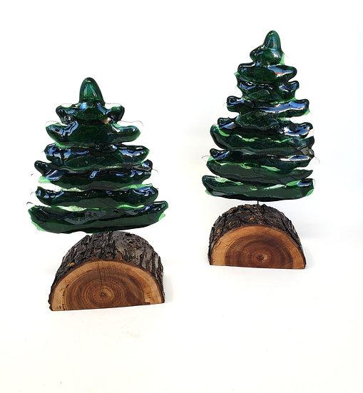 Pine Haven Fused Trees