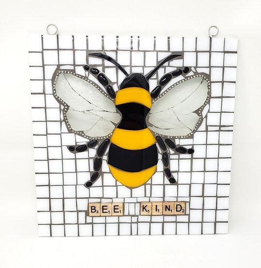Bee Kind Mosaic