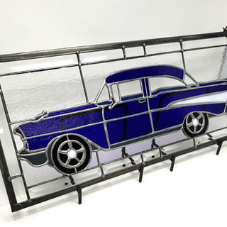 Custom Two Door Chevy Photo 2