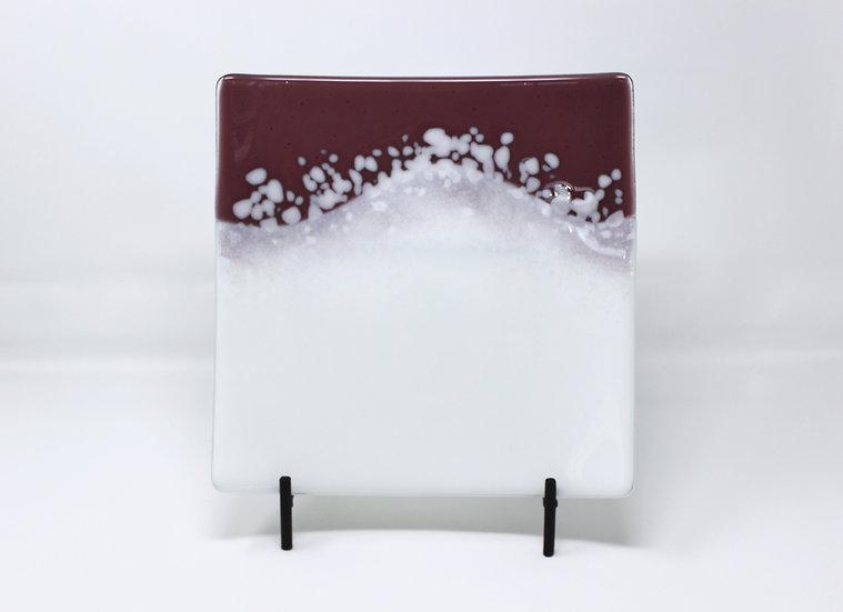 Purple Blizzard Plate - Style 1