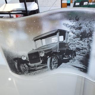 Custom Glassography Truck Photo 2