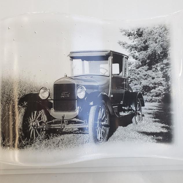 Custom Glassography Truck Photo 1