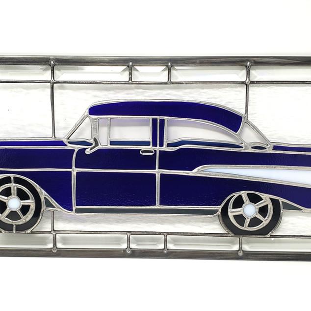 Custom Two Door Chevy Photo 1