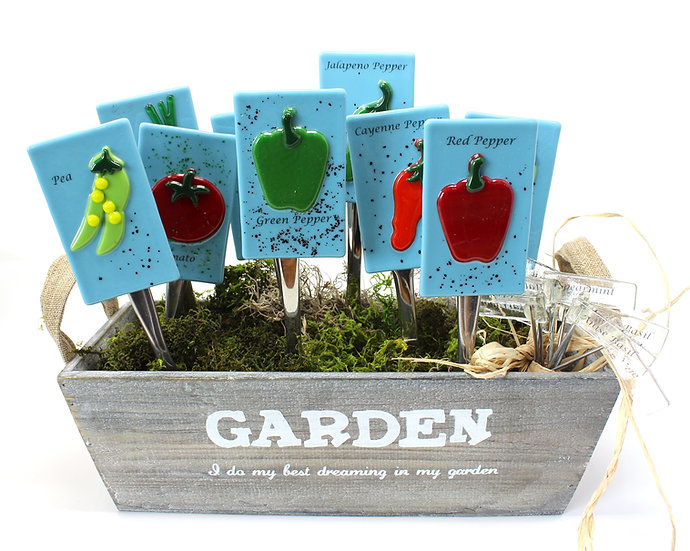Vegetable Garden Stakes