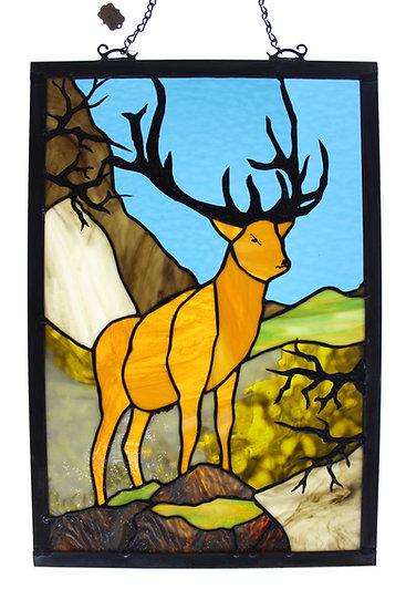 Elk Mountain with Solder Detailing