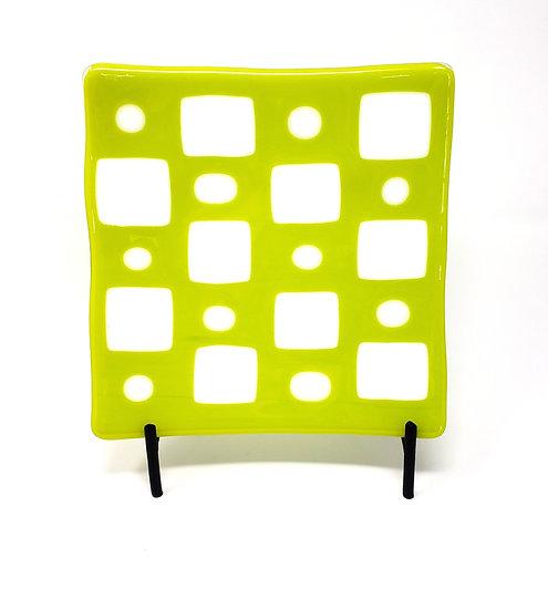 Lime Zest Side Plates