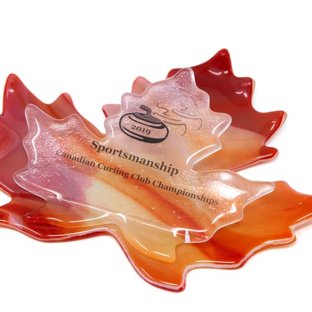 2019 Sportsmanship Canadian Curling Club Championships Award