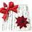Thumbnail: Poinsettia Small Anything Platter