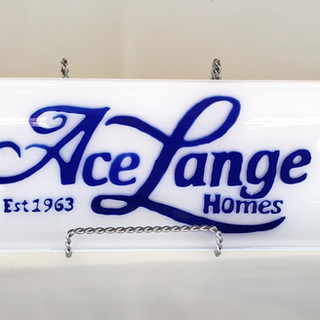 Ace Lange Homes Custom Dish