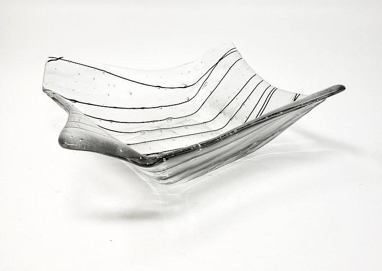 Modern Art Organic Bowl