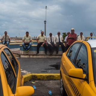 """""""Taxistas"""""""