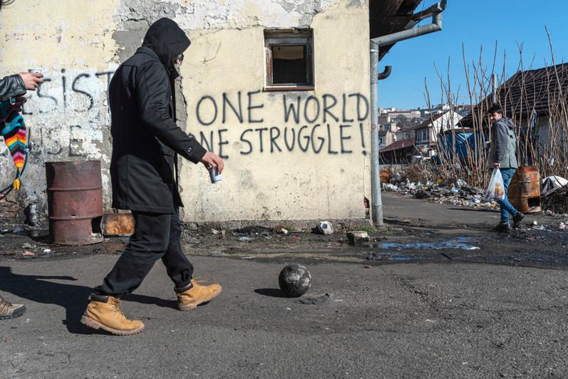 """One Struggle"""