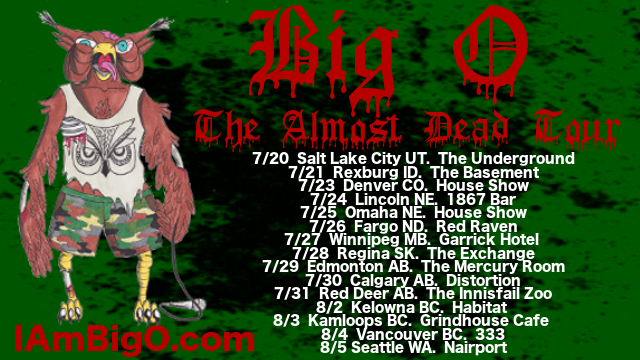The Almost Dead Tour