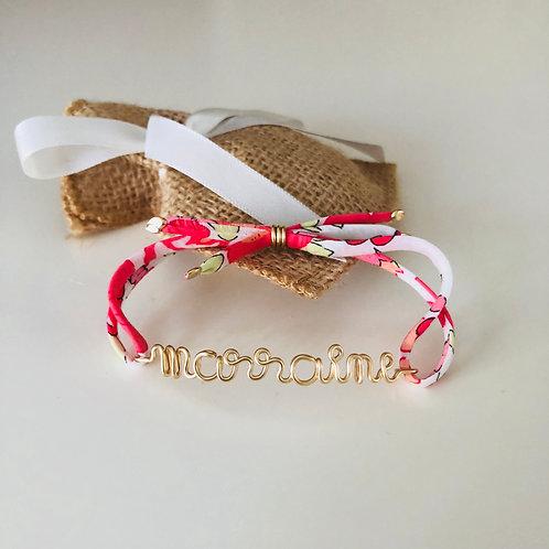 Bracelets personnalisés de 7 à 10 caractères