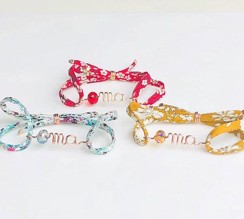 """Bracelets """"O mà"""""""