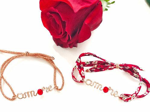 """Bracelets """"amore"""""""