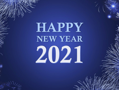 BE YOUR BEST IN 2021