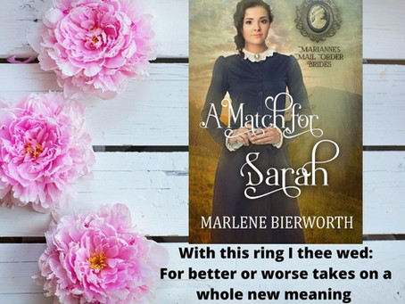 A Match for Sarah: Mail Order Bride, Sweet Romance