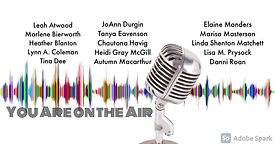 you are on the air readers group pic.jpg